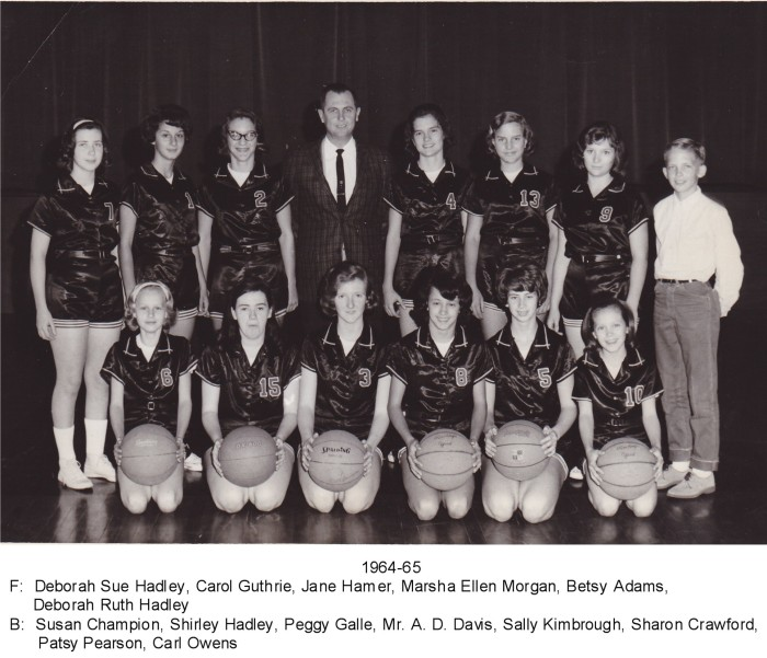 Girls Basketball Teams Chipley Historical Center